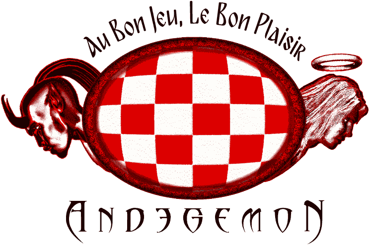 Andegemon flocage art