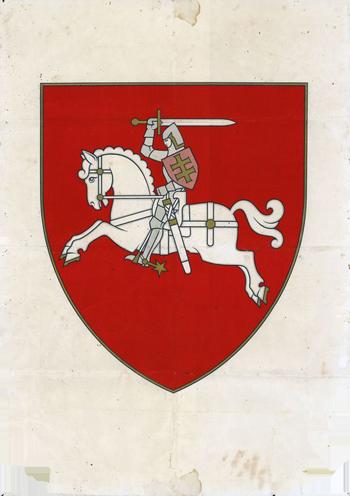 Blason lituanie 1