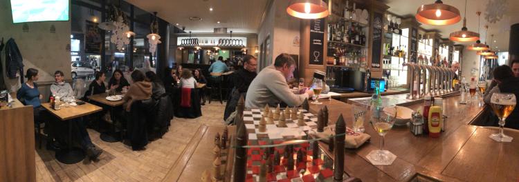 Andegemon au Café Leffe