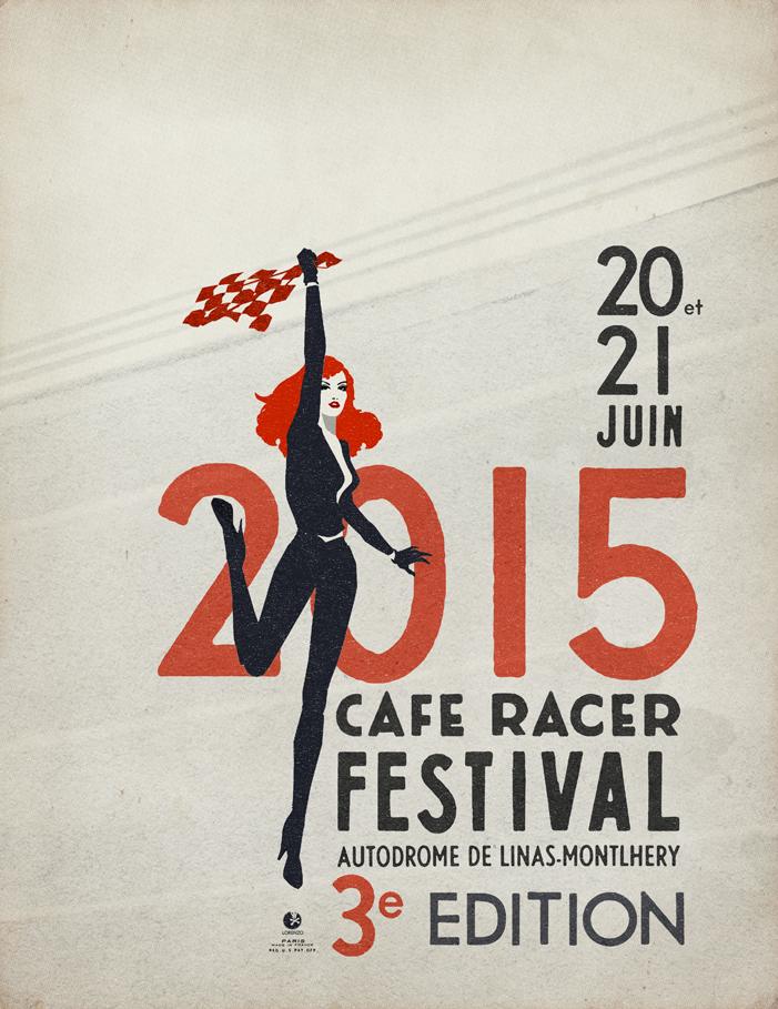 Cafe racer 2015