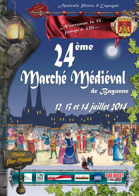 Marche Medieval de Bayonne