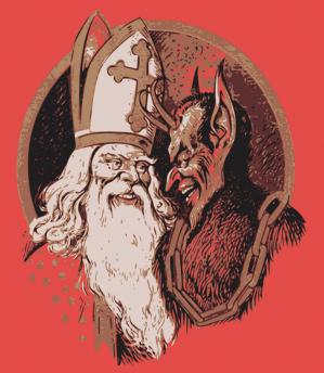 Nikolaus und Krampus !