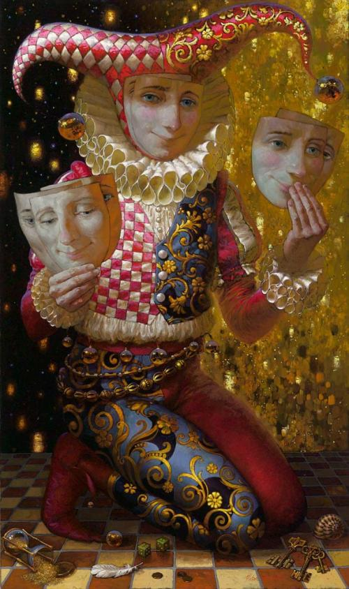 Victor nizovtsev by catherine la rose 21